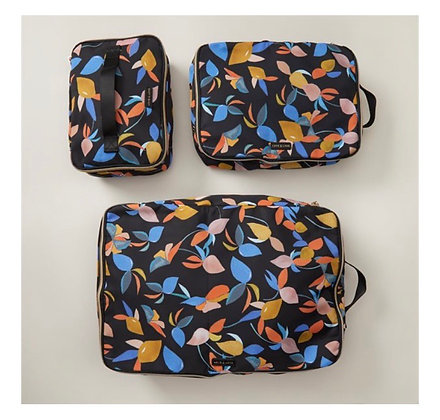 Floral Mood Travel Packing Cubes