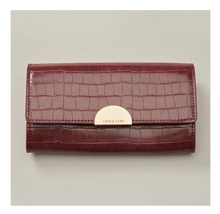 Spencer Clutch Wallet | Auburn