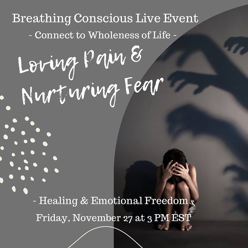 Loving Pain and Nurturing Fear | Vodcast (2)