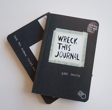 Wreck This Journal | Break-Free