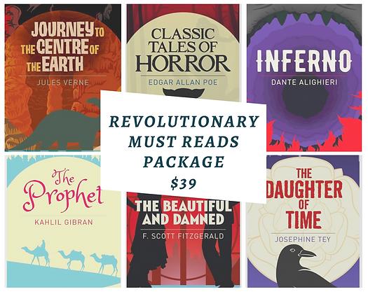 Revolutionary Reads   Set of 6