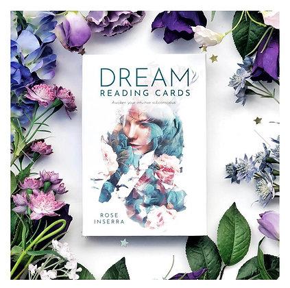 Dream Reading Subconscious | Oracle Deck