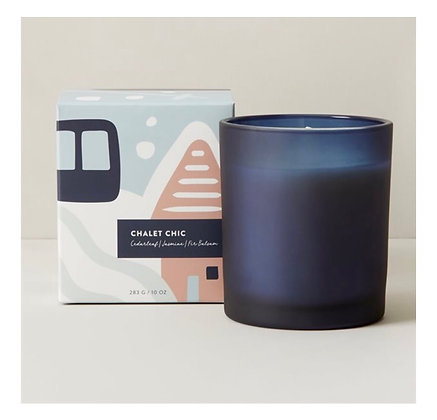 Chalet Chic | Poured Soy Candle Set