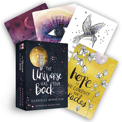 Universe Has Your Back | Oracle Deck