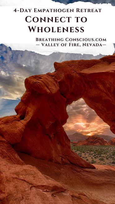 Empathogen Retreat, Valley of Fire