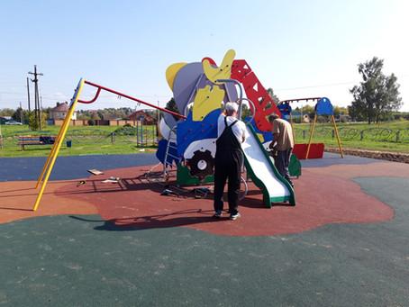 ДОСУГ ДЕТЯМ! Успешная реализация программы «Поддержка местных инициатив» в Калужской области!
