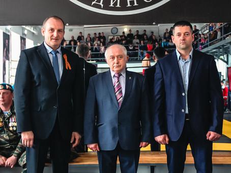 Работа народной дипломатии в развитии спорта и продвижении  здорового образа жизни.