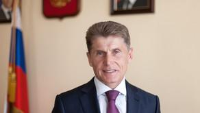 Встреча с Губернатором Приморского края.