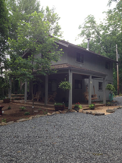 Virginia Rental Cabin