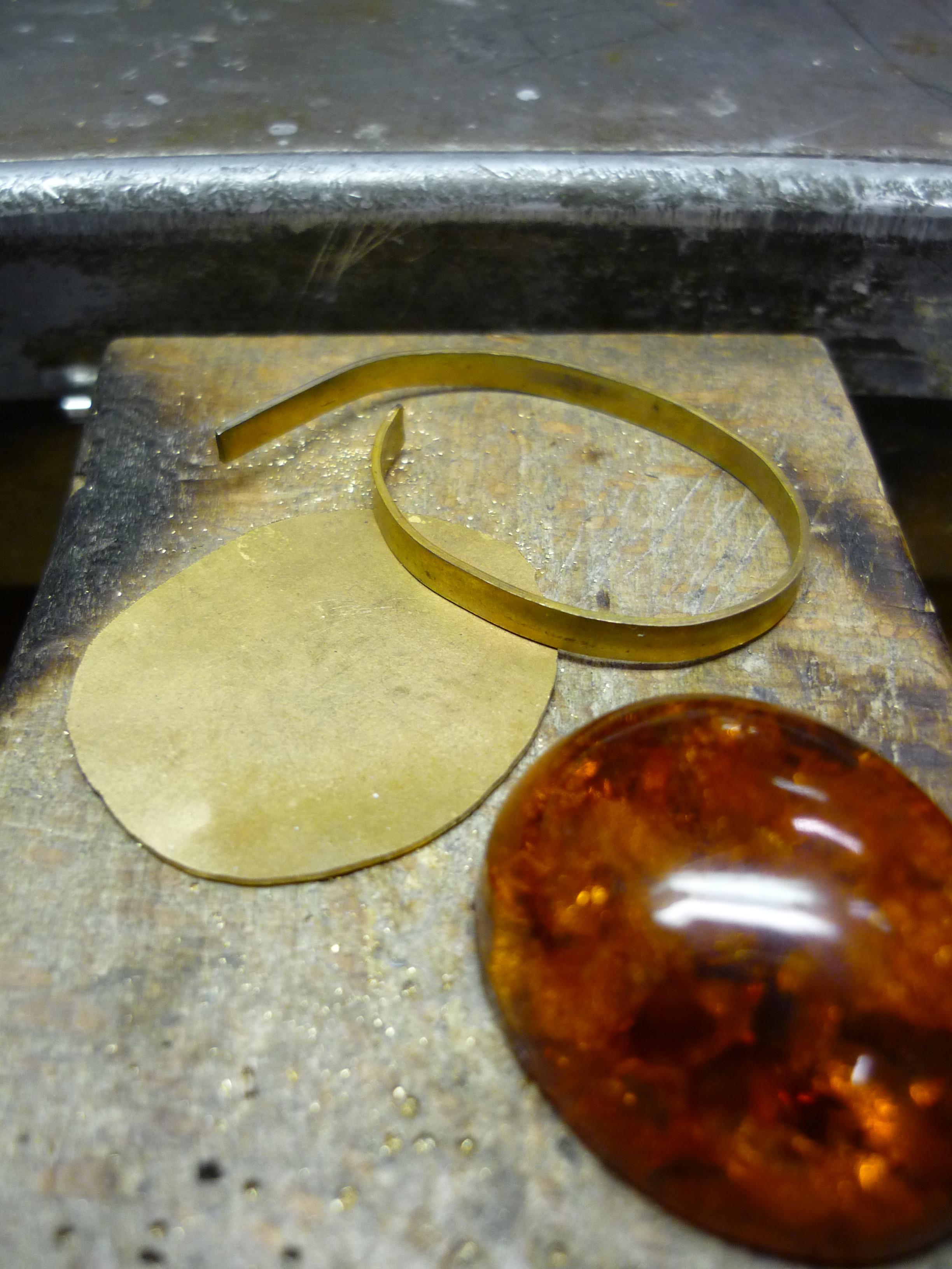 Fabriquer votre bijou à l'atelier