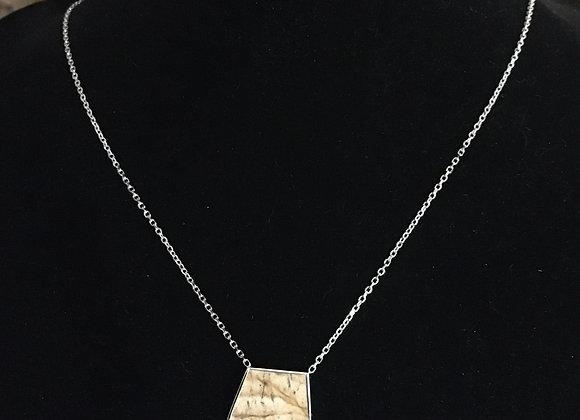 Collier géométique