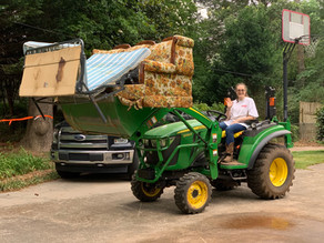 On Becoming a Farmer/Gardener