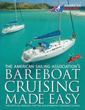ASA 104 Bareboat Cruising