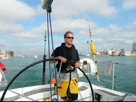 Arron Sale's Sailing Story