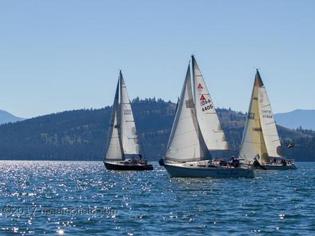 Don Harring's Sailing  story