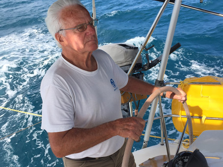 Dennis Gregory's Sailing Story