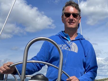 Chad Crist's Sailing Story