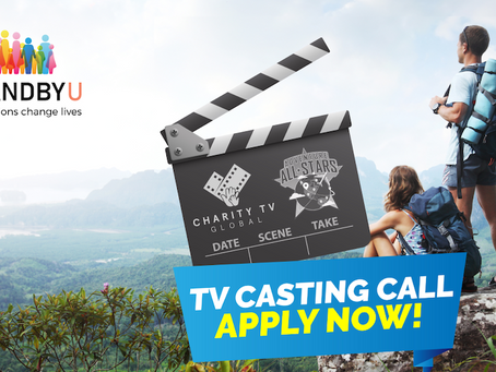 TV STARS WANTED FOR EPIC 6-DAY ADVENTURE!