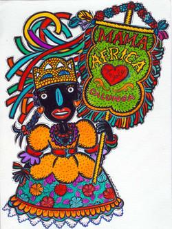 Maracatu_ Mama Africa