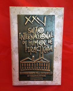 XXV Salão de Humor - Piracicaba