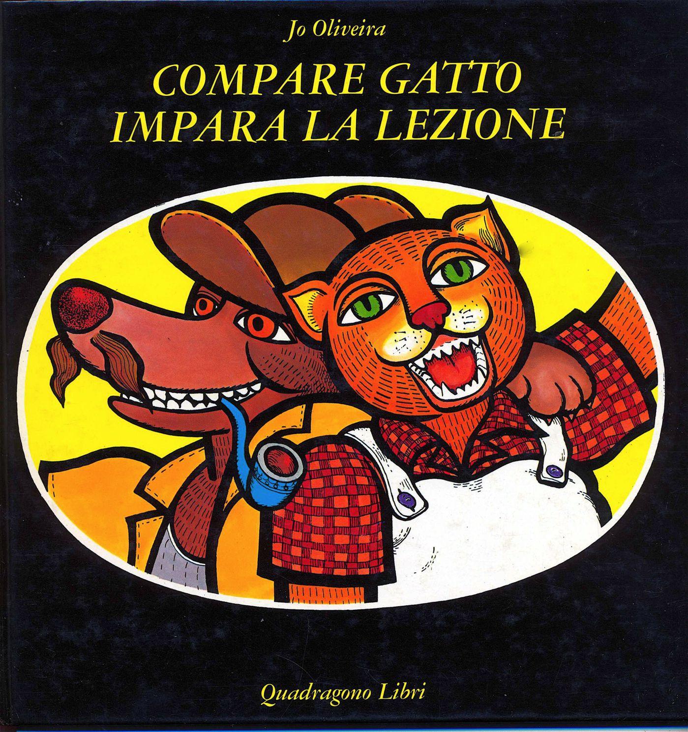 Compare_Gatto_Impara_la_Lezione