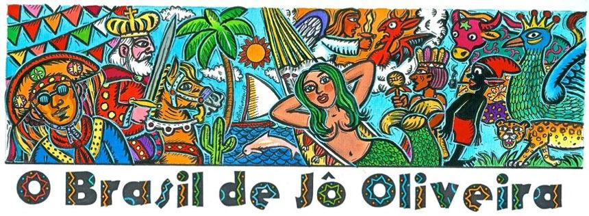 O Brasil de Jô Oliveira