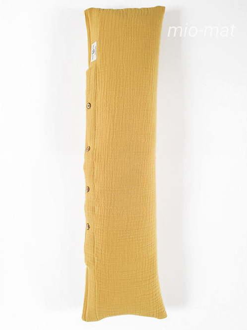 Long Cushion - Mustard