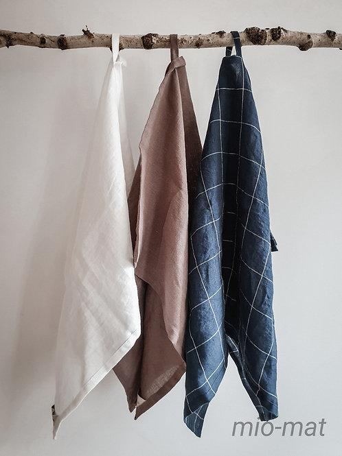 Linen tea towel- set of 3