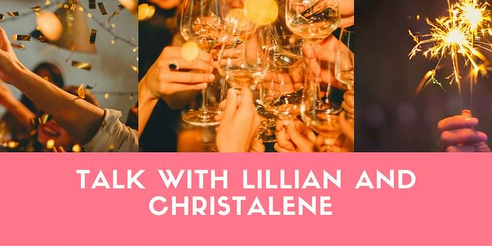 Talk, Free Mini Readings & Giveaways with Lillian and Christalene