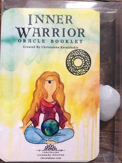 Inner Warrior Oracle Deck