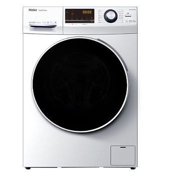Haier HWD100-BP14636, 10kg 6kg, 1400rpm Washer Dryer A Rating in White