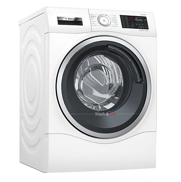 Bosch WDU28560GB, 10kg/6kg, 1400rpm Washer Dryer A+ Rating in White