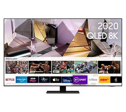 Samsung QE65Q700TATXXU 65 Inch QLED 8K Ultra HD TV