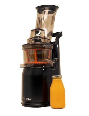 Fridja F1900/Blk Powerful Masticating Juicer