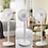 "Tors & Olsson 14"" Digital Pedestal Fan With Remote Control, T91"