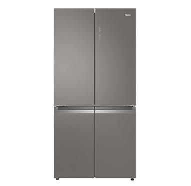 Haier HTF-540DGG7, Multidoor Fridge Freezer A++ Rating in Grey