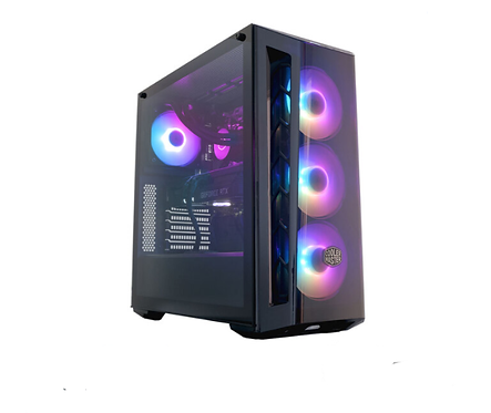 AWD-IT Voyager 5, AMD Ryzen 5, 16GB RAM Gaming Desktop