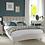 Bentley Designs Montreux Soft Grey Upholstered Bedstead