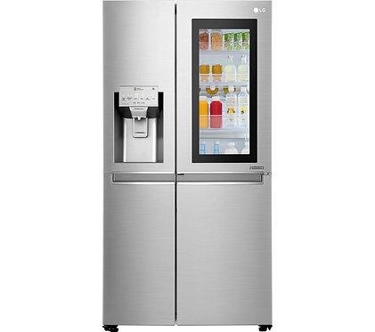 LG GSI960PZVV, Multidoor Fridge Freezer A+ Rating in Stainless Steel