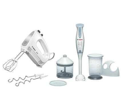 Bosch Hand Mixer & Hand Blender Set