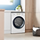 Thumbnail: Haier HW120-B14876, 12kg, 1400rpm Washing Machine