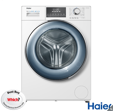 Haier HW120-B14876, 12kg, 1400rpm Washing Machine