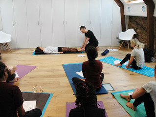 Introduction to Thai Yoga Massage workshop in 2017