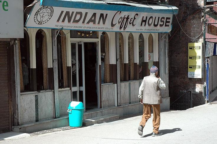 14  Indian Coffee House - Shimla, Himachal Pradesh   © Louis Divine 2017