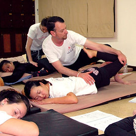 Senergize Thai Yoga Massage in London