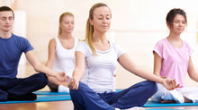 Free yoga or Pilates class when you book a half price Thai Yoga Massage*