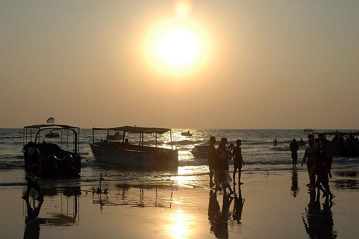 3   Baga Beach - Goa   © Louis Divine 2017  