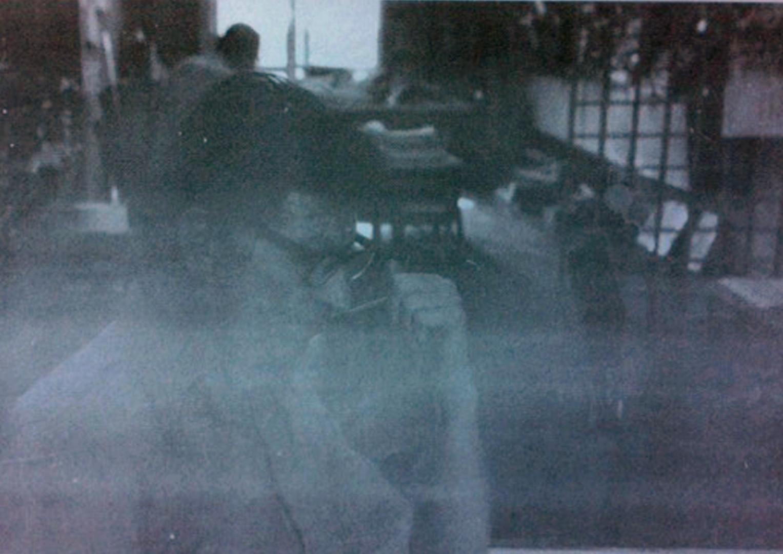 Demirtaş Kamçıl bürolarında, tahminen 1970'ler. Kaynak: Ahmet Sezen Özsayın Arşivi.