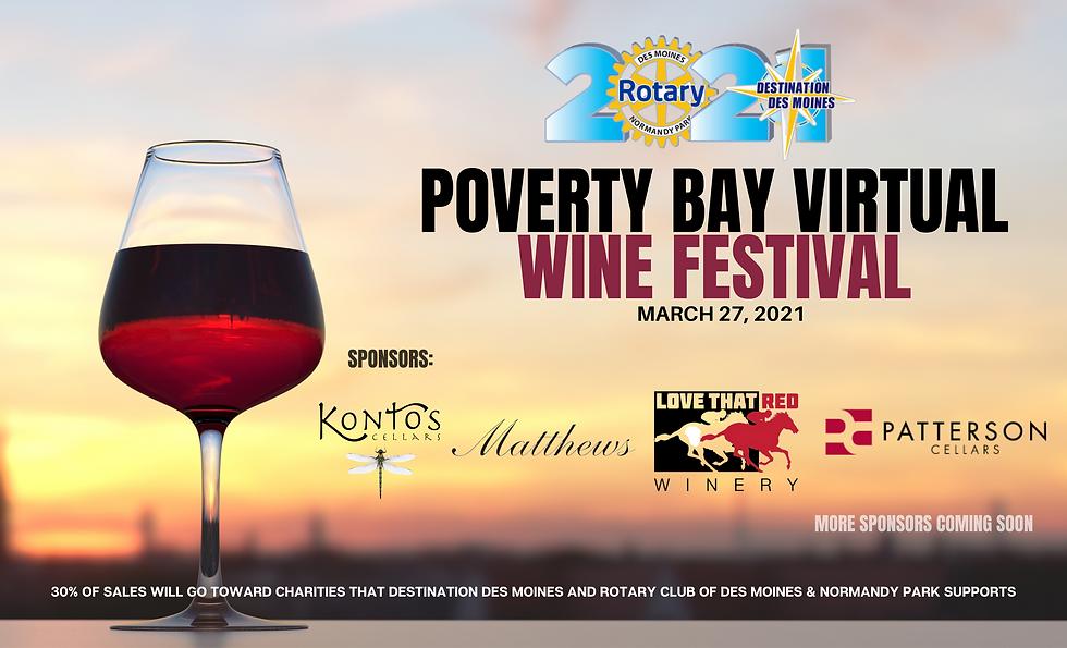 Copy of Poverty Bay Virtual Wine Festiva