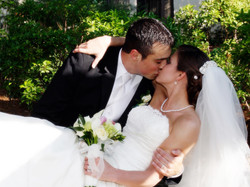 Amanda and Chris's wedding at Saint